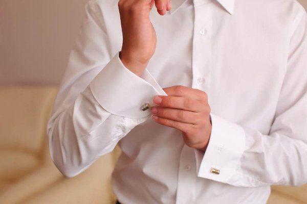 Накрахмаленная ткань придает вещи более опрятный вид