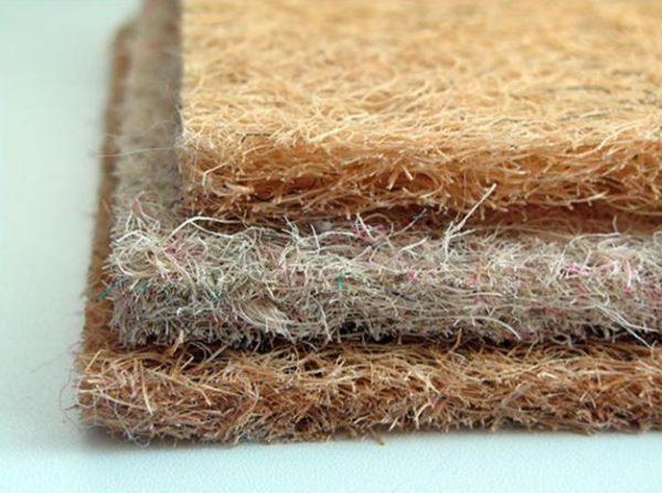 Натуральные компоненты для матрасов могут сочетаться с искусственными