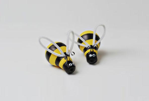 Пчелы из лампочек