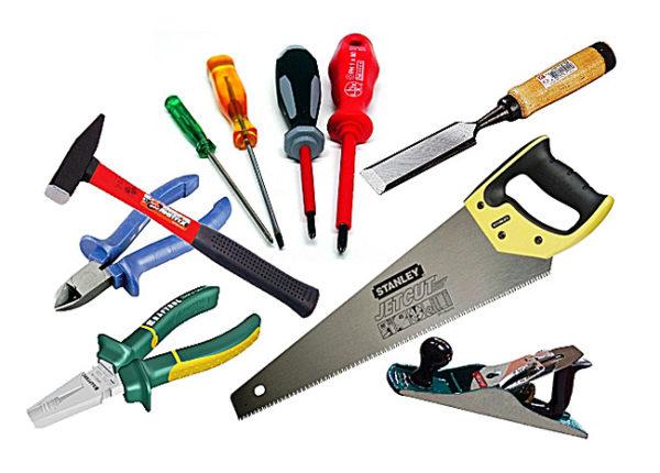 Подготовка необходимых инструментов
