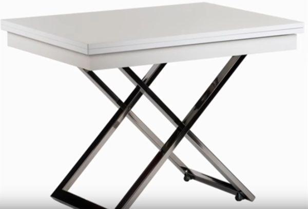 Поднимается стол