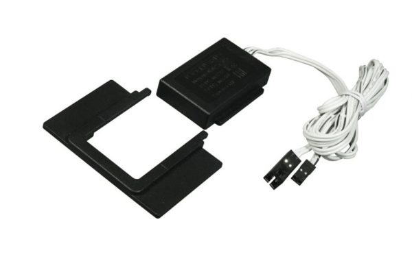 Пример сенсорного выключателя до монтировки