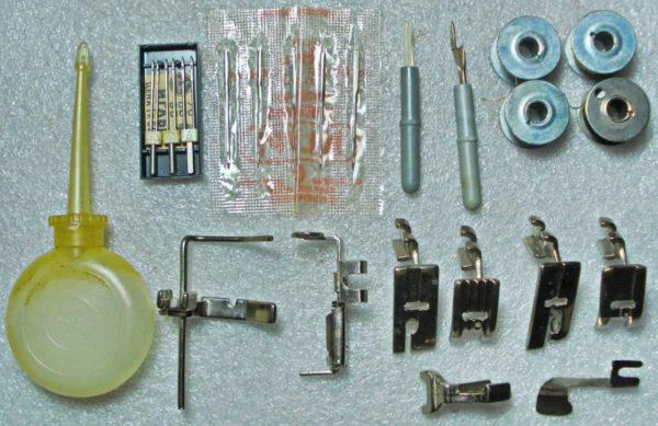 Приспособления для швейной машины