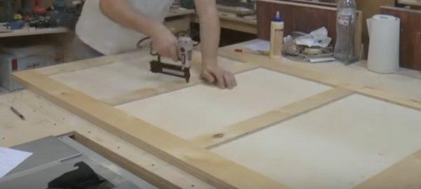 Приступаем к изготовлению столешницы