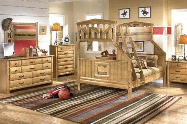 Прочная и красивая мебель из дерева