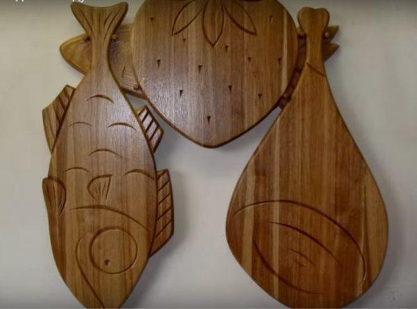 Разделочные доски нужно изготавливать из высококачественной древесины