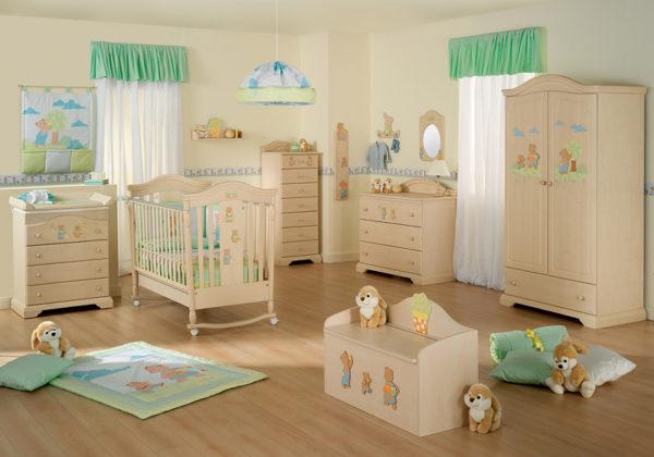 Самая необходимая мебель для ребенка