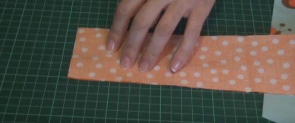 Сшиваем боковины