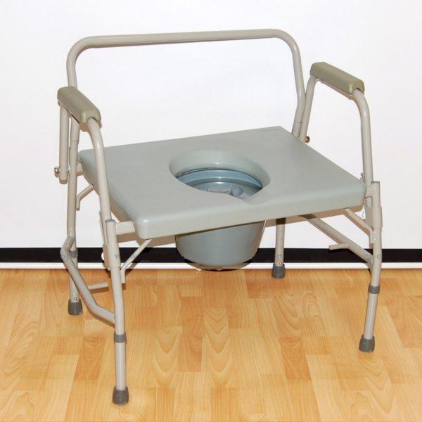 Стул-туалет для больных и пожилых людей