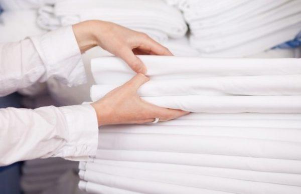 В накрахмаливании хлопчатобумажных изделий правильное высушивание является одним из главных моментов