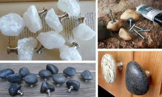 Варианты изготовления крючков из камней