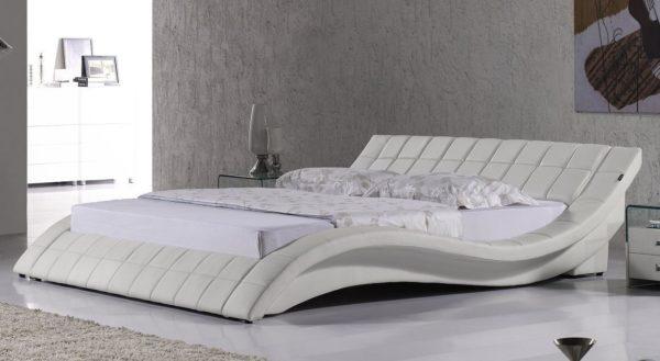 Волнообразная кровать