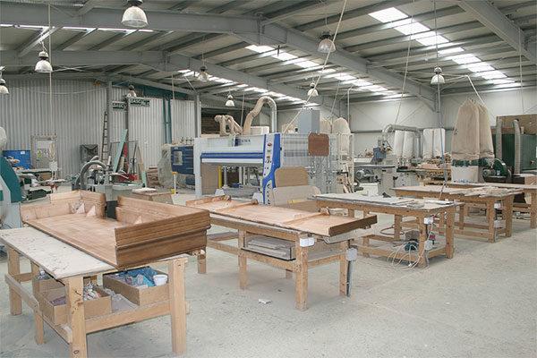 Цех по производству мебели должен быть правильно оснащен