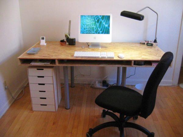 Столешница для компьютерного стола