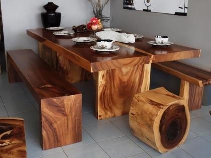 Из дерева можно сделать настоящий шедевр
