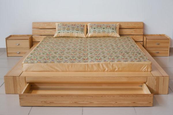Комплект для спальни в современном стиле