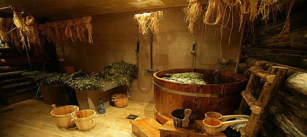 В отличие от сауны, нахождение в бане не приводит к тахикардии