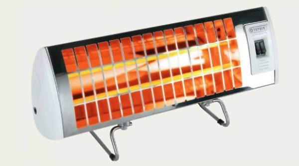 Инфракрасные приборы обогревают только людей и предметы в помещении