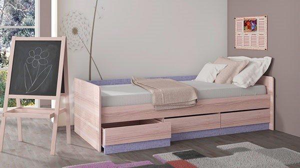 Кровать из массива сосны - мебельная конструкция, которая призвана служить вам долгие годы