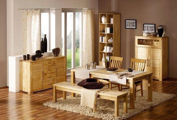 Шлифование и окончательная отделка позволяют простым деревянным установкам превратиться в стильную домашнюю мебель