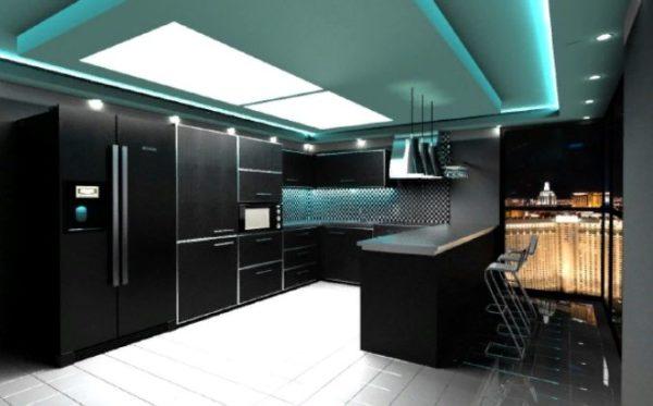 Кухня должна быть максимально автоматизирована