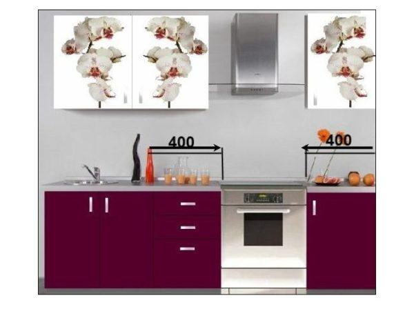 Рекомендуемое значение длины столешницы от плиты