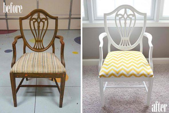 Реставрация стульев своими руками: ремонт и декорирование