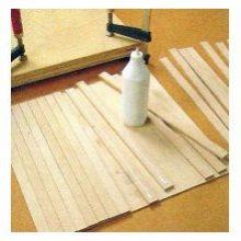 Этап 5: изготовление сидения и спинки