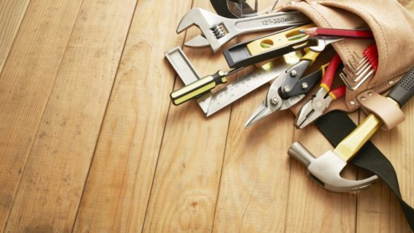 Инструменты для создания столешницы - разнообразны