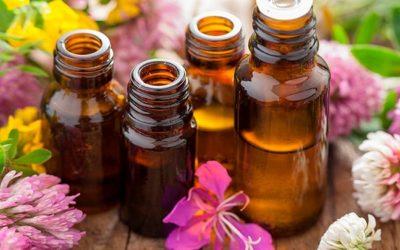 Эфирное растительное масло