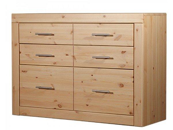 Необычайно привлекательную структуру и рисунок сосновой древесины давно заметили мебельщики, и поэтому часто используют ее для производства комодов