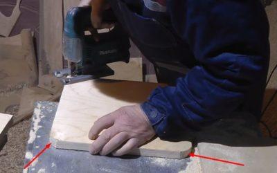 Шаг 4: изготовление сидения