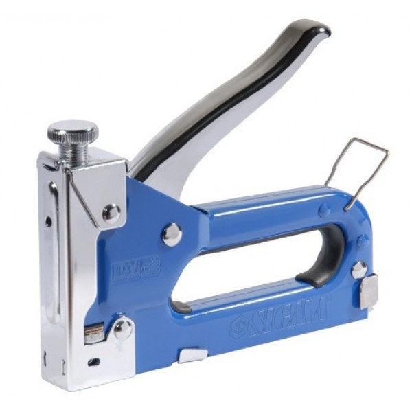 Мебельный степлер нужен для фиксации облицовочного материла