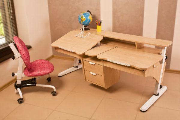 Ростовая мебель для школьника