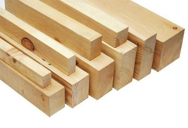 Необходимые строительные материалы