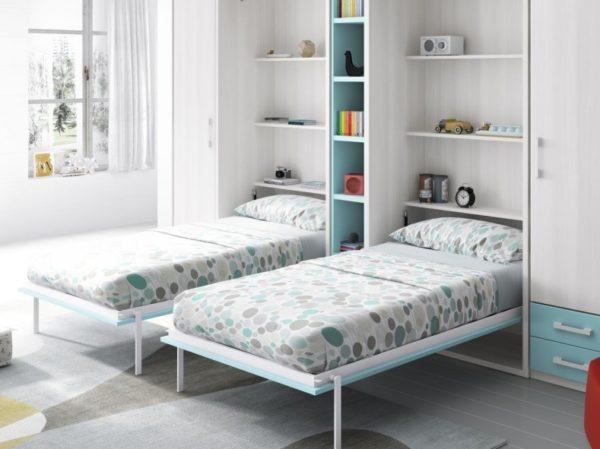 Раздельные, независимые спальные места