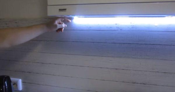Проверяют работу подсветки