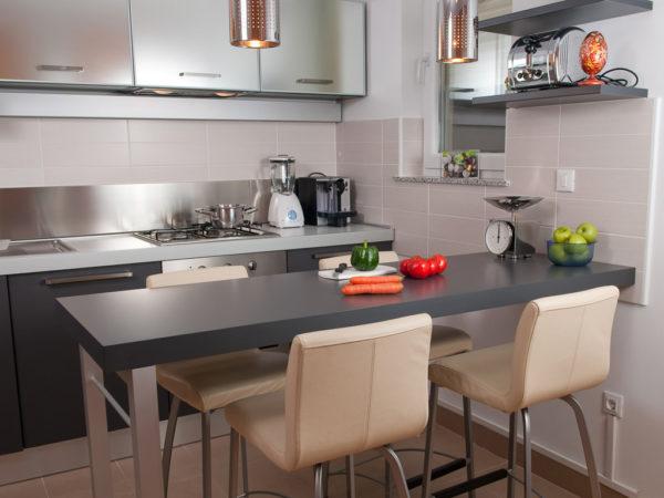 Альтернатива кухонному столу