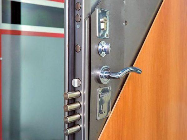 Бронепакет – надежная защита стальной двери