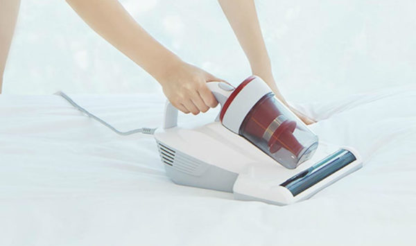 Чистка клопов с помощью пылесоса не всегда дает удовлетворительные результаты