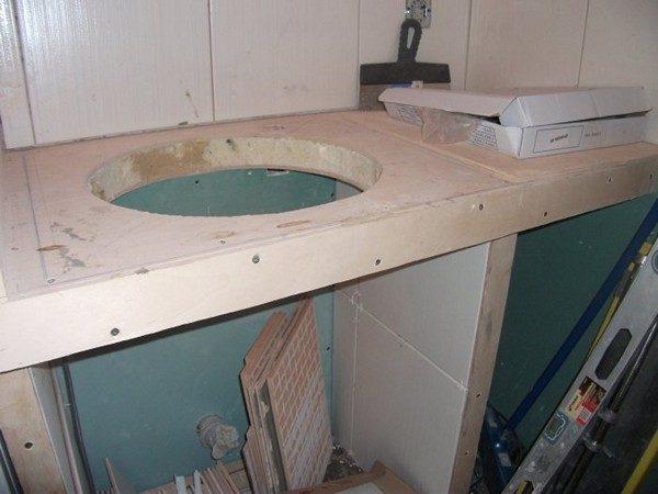 Для изготовления тумбы потребуется ряд инструментов