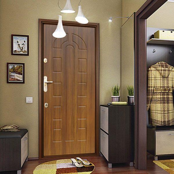 Дверь входная стальная Gerda CX-20