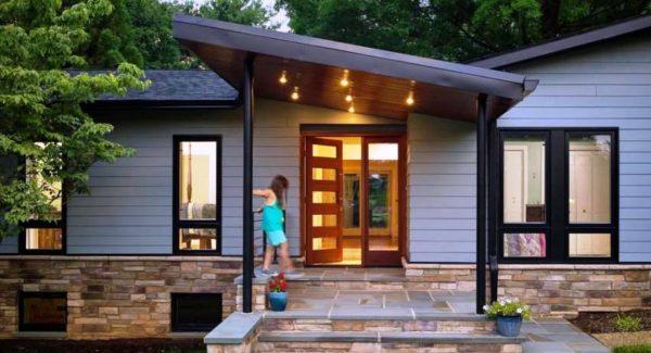 Двери - это один из важнейших конструктивных элементов загородного дома