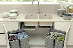 Емкости для раздельного сбора мусора
