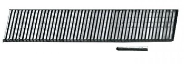 Гвозди 14 мм тип 500 для мебельного степлера без шляпки