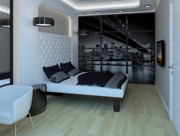Идея дизайна в стиле хай-тек диктует интерьеру квартиры или дома цвета монохромные, без полутонов