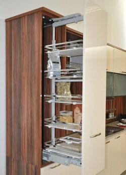 Комплект сеток для выдвижного шкафа-колонны