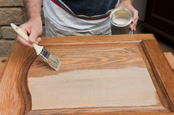 Несложную реставрацию можно быстро и качественно сделать самому