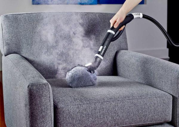 Отпаривание дивана