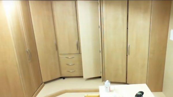 Шкаф практически готов